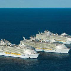 Royal Caribbean anuncia una parada de 30 días en EEUU
