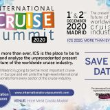 ICS 2020 – SAVE THE DATE!