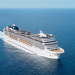 MSC Cruceros anuncia cambios en el itinerario del MSC Magnifica antes de su vuelta a las operaciones