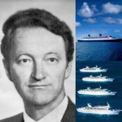Norwegian Cruise Line Holdings Ltd. homenajea al fundador Knut Kloster