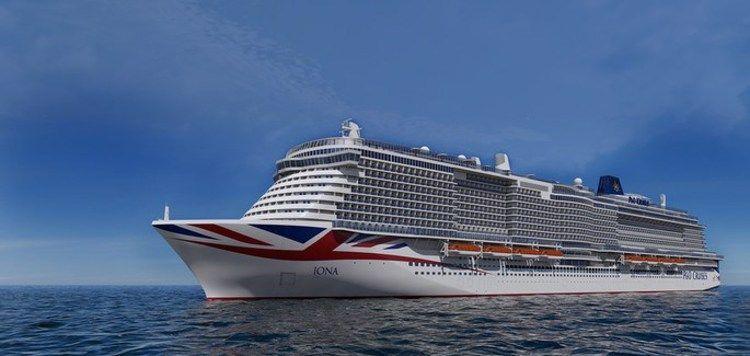 P&O Cruises cancela sus salidas hasta finales de agosto, excepto las  escapadas de final de verano desde Southampton por el Reino Unido | Portal  de noticias de cruceros de CNMG