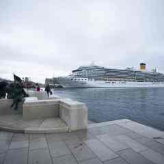 El Costa Luminosa reinicia su actividad con cruceros por el Mar Adriático y Grecia