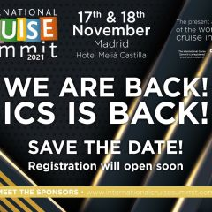 ICS 2021 – We are back! ICS is back! SAVE THE DATE!