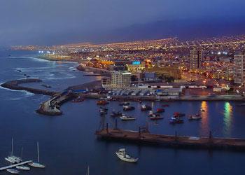 Cruises To Antofagasta Chile Antofagasta Cruise Ship