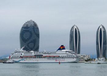 Cruises To Sanya China Sanya Cruise Ship Arrivals