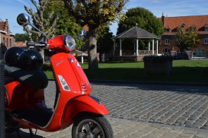 Vespa Flanders Fields