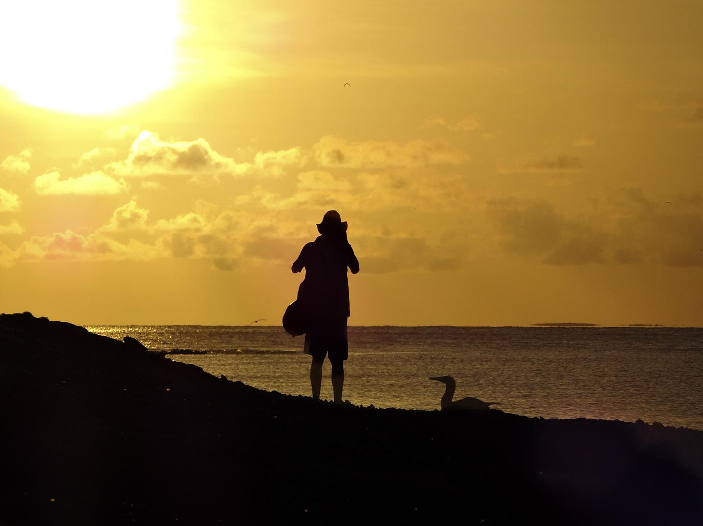 coringa islets sunset