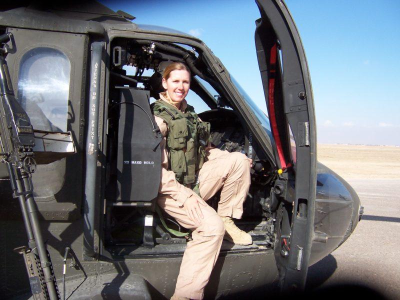 Jess in Iraq - 2004