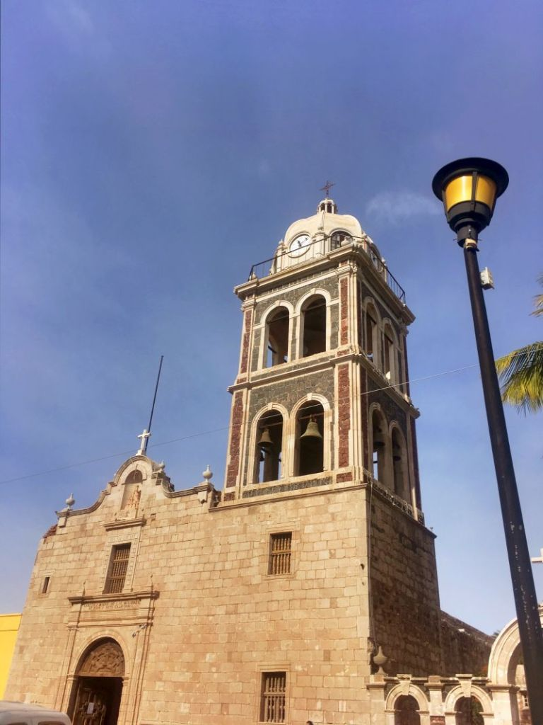 Mission in Loreto