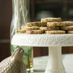 Holiday Cheer: Pistachio-Cardamom Icebox Cookies