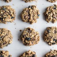 Avocado and Banana Oatmeal Breakfast Cookies