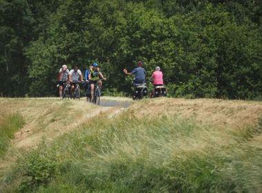 A la campagne, le vélo n'a pas toujours la cote