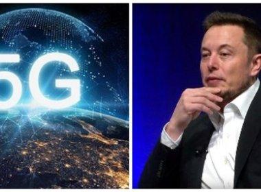 Elon Musk dit que la 5G n'est pas «médicalement dangereuse», c'est juste «une terre gourmande»