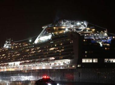 Japon : décès d'un quatrième passager du Diamond Princess