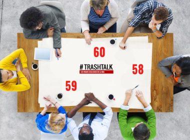 NBA Top 100 All-Time des membres de l'équipe TrashTalk : places 60 - 59