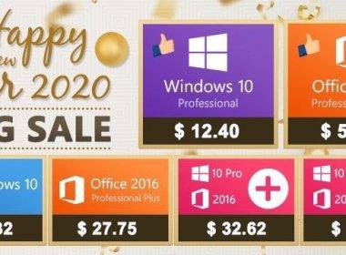 Windows 10 Pro pour 12,40 $ et plus