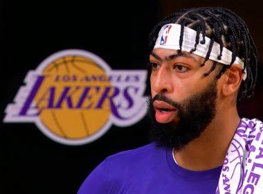 220€ à gagner avec un pari sur une victoire des Lakers grâce à un grand Anthony Davis