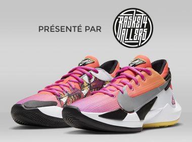 Nike Zoom Freak 2 Good Luck Bad Luck : ça dépend si on se concentre sur le MVP ou les Playoffs