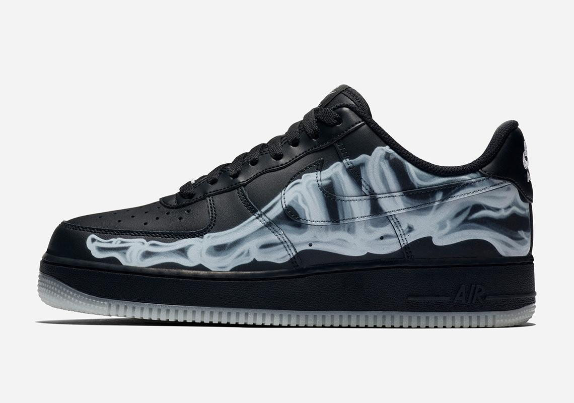 Nike Air Force 1 Low Skeleton Le Site de la Sneaker