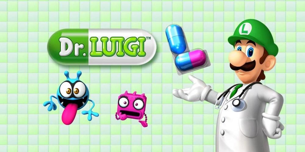 1. Dr. Luigi