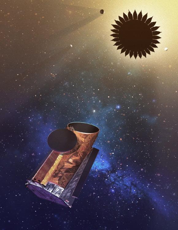 télescope spatial