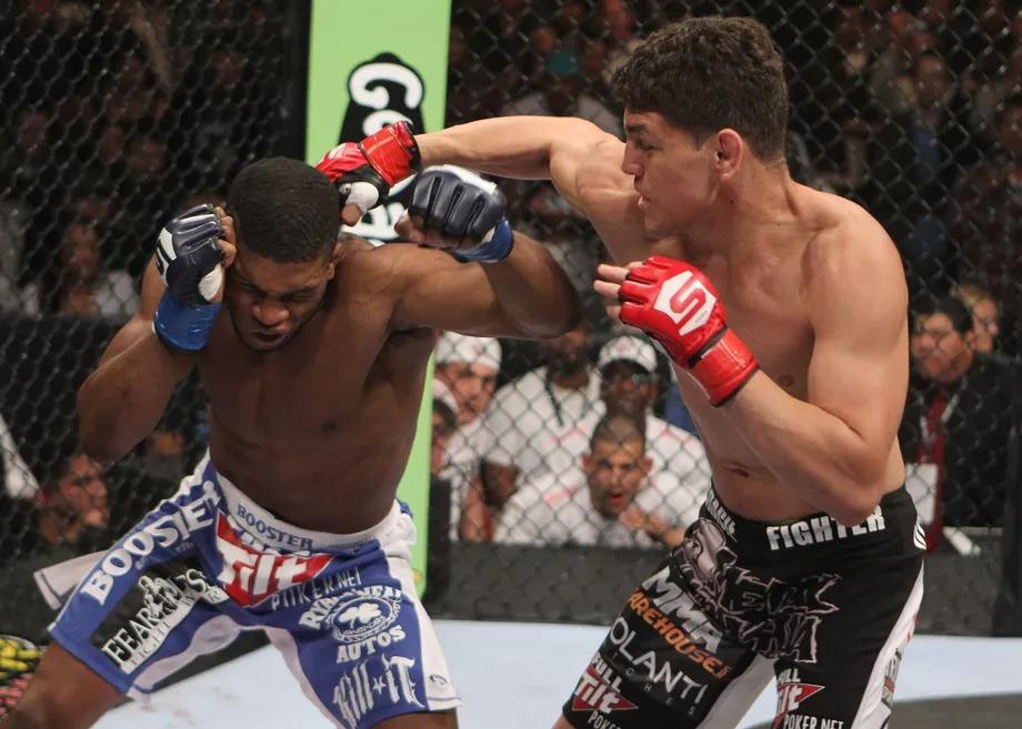 Nick Diaz vs. Paul Daley