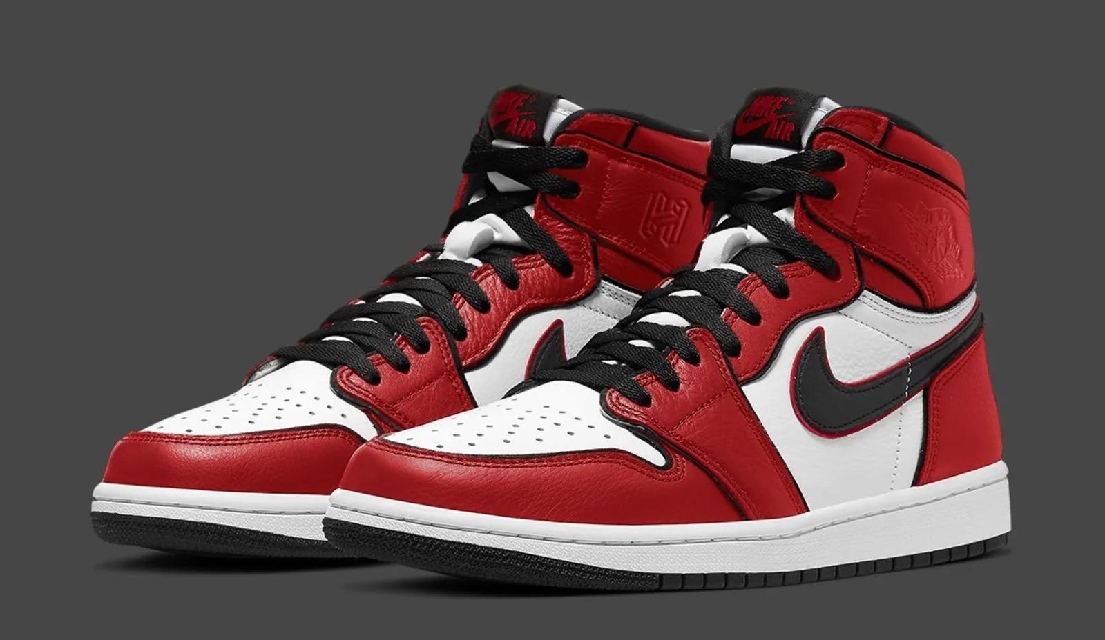 Air Jordan 1 'Bloodline 2.0' sortirait en en juillet - Crumpe