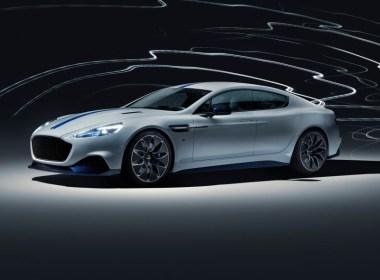 Aston Martin aurait annulé le RapidE