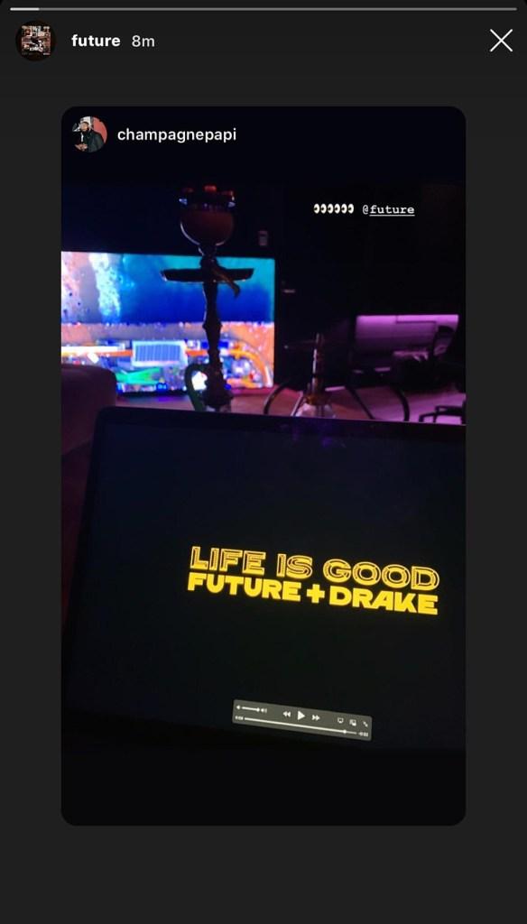 Drake vient-il d'annoncer son nouvel album avec Future?