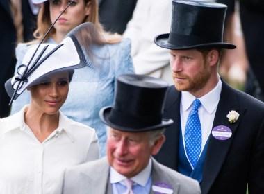 prince Harry et Meghan