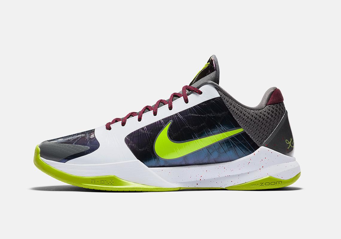 Les ventes de produits Nike Kobe Bryant ne sont pas