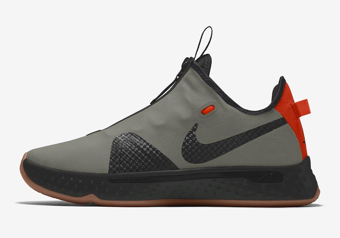 Nike By You PG 4 arrive bientôt Crumpe