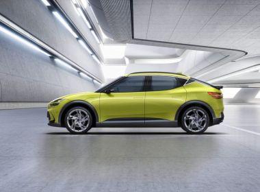 Découvrez le nouveau SUV électrique Genesis GV60