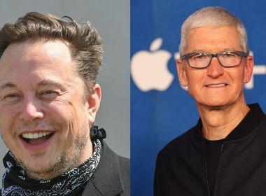 Elon Musk et Tim Cook en tête de la liste des 100 personnes les plus influentes du Time