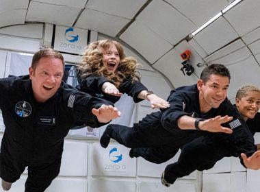 Opinion: C'est ce que l'équipage Inspiration4 de SpaceX a fait pour se mettre en forme physique et mentale