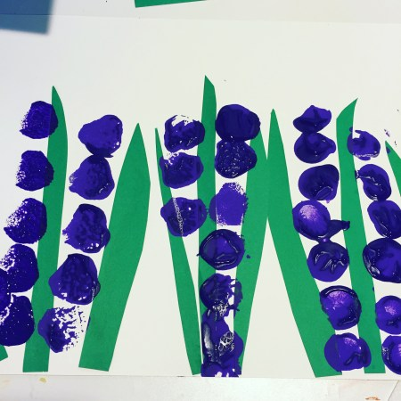 hyacinth toddler craft