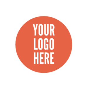 Branded Job Board Advertising shows your company logo.