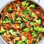 vegetarian stir fry 1 150x150 Vegetable Stir Fry