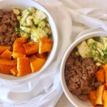 Butternut Squash Taco Bowls | Crunchy Kat & Girl in Healing
