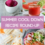 Crunchy Kat | Summer Cool Down Recipe Roundup
