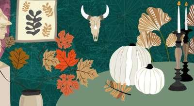 Top Decor Ideas For An Elegant Spooky Party   CrunchyTales Stefania