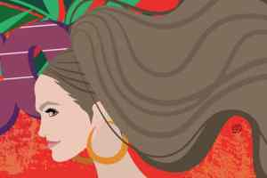 Jennifer Lopez Illustration By Stefania Tomasich