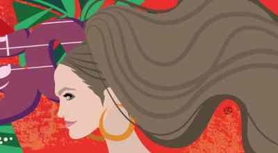 Jennifer Lopez Illustration By Stefania Tomasich
