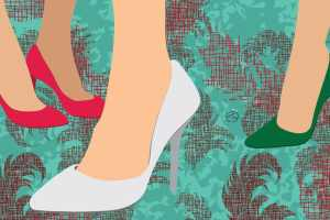 """The """"new Wave"""" Of Italian Fashion 