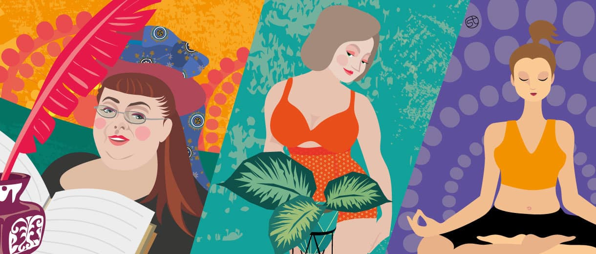 How To Unravel Your Midlife Body Image
