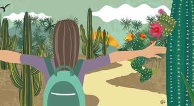 Monthlong Sabbatical In The US National Parks | CrunchyTales Stefania Tomasich