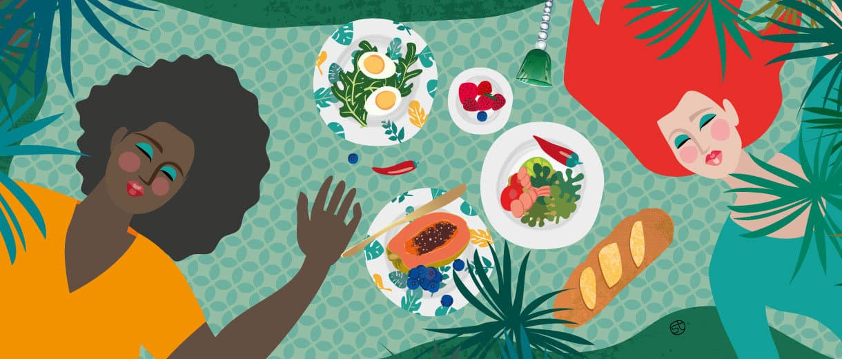 Picnic Tips For 'Moveable Feasts'