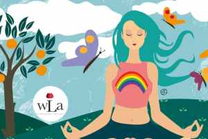 Positive Mind-Set - Stefania Tomasich | Crunchy Tales And WLA | Women Leaders Association