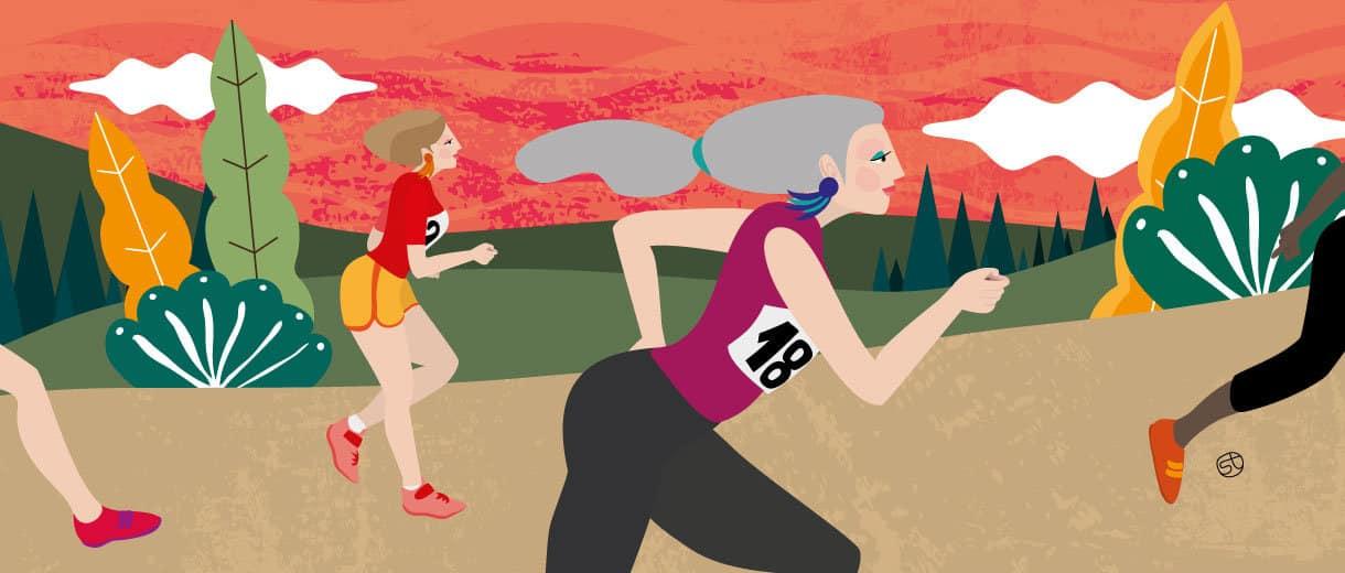 Enjoy Running In Your 50s