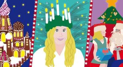 Scandi Christmas Hanna Suni | CrunchyTales